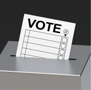ballot box for nominations blog